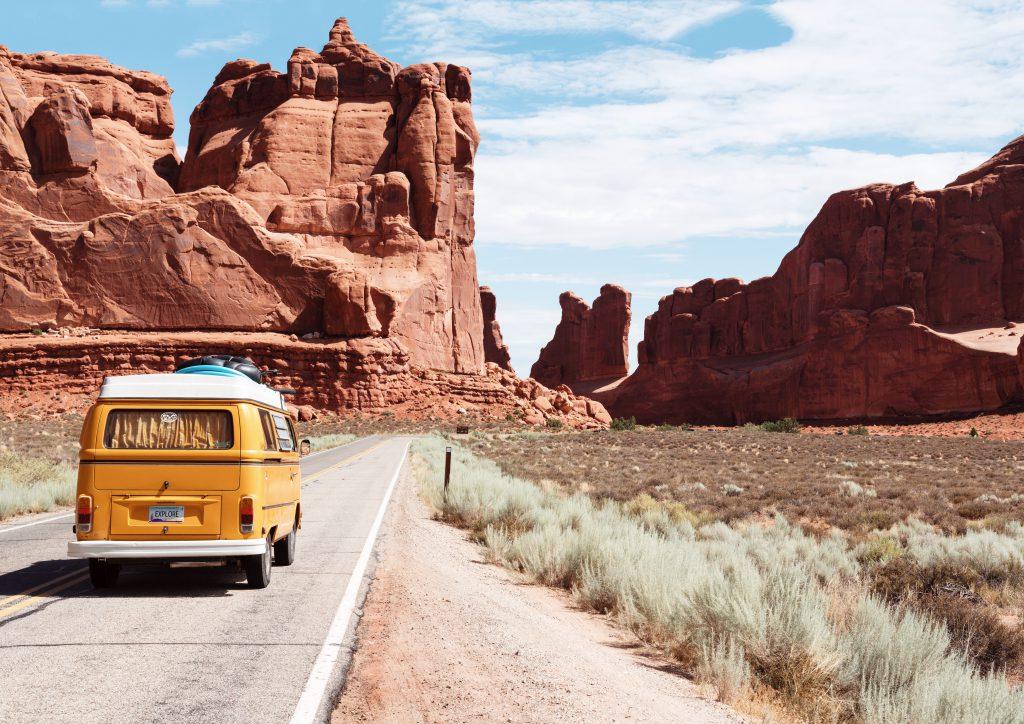 travel bucket list roadtrip