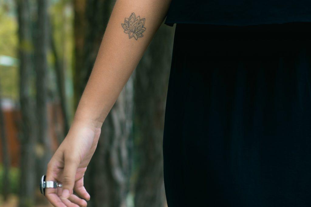 travel bucket list tattoo