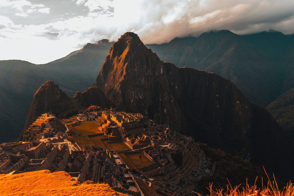 travel bucket list Machu Picchu